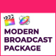 FCPX Modern Broadcast Package - VideoHive Item for Sale