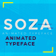Soza Animated Letters - VideoHive Item for Sale