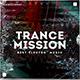 Trance Mission - Music Album Cover Artwork Template - GraphicRiver Item for Sale