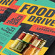 Food Drive - GraphicRiver Item for Sale