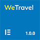 WeTravel - Travel and Tourism Template Kit - ThemeForest Item for Sale