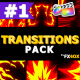 Fire Transitions | FCPX - VideoHive Item for Sale