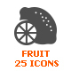 Fruit Filled Icon - GraphicRiver Item for Sale