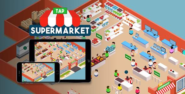 Tap Supermarket - HTML5 Game Download