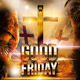 Good Friday Church Service Flyer - GraphicRiver Item for Sale