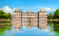 Facade of Palais du Luxembourg - PhotoDune Item for Sale