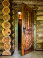 Door of a country house - PhotoDune Item for Sale