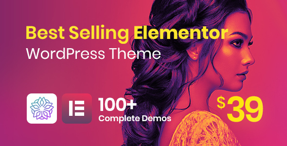 Phlox Pro - Elementor MultiPurpose WordPress Theme