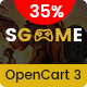 SGame - Responsive Accessories Store OpenCart Theme (Include 3 mobile layouts) - ThemeForest Item for Sale