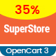 SuperStore - Responsive Multipurpose OpenCart 3 Theme with 3 Mobile Layouts Included - ThemeForest Item for Sale