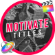Titles Motivational   FCPX & Apple Motion - VideoHive Item for Sale