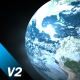 REALISTIC EARTH LOOP V2 - VideoHive Item for Sale