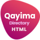 Qayima - Directory & Listing HTML5 Template - ThemeForest Item for Sale