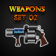 Weapons Vol 2 - GraphicRiver Item for Sale