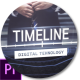 Digital Techonology Timeline - VideoHive Item for Sale