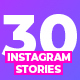 30 Instagram Stories Pack - VideoHive Item for Sale