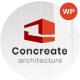 Concreate - Interior Architecture Interactive WordPress Theme - ThemeForest Item for Sale