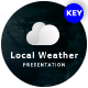 Local Weather Forecast Keynote Template - GraphicRiver Item for Sale