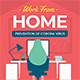 Work From Home - GraphicRiver Item for Sale