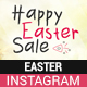 Easter Instagram Story and Banner Templates - GraphicRiver Item for Sale