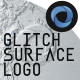 Glitch Surface Logo Opener  l  Surface Distortion Logo  l  Surface Emboss Logo Opener