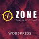 Zone - Tours and Travel WordPress Responsive Theme - ThemeForest Item for Sale