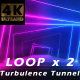Turbulence Tunnel - VideoHive Item for Sale