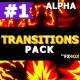 Fire Transitions | Motion Graphics Pack - VideoHive Item for Sale