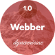Webber - Responsive Email + Online Template Builder - ThemeForest Item for Sale