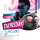 Club Night Flyer - GraphicRiver Item for Sale
