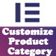 Customize Product Category For Elementor Page Builder - CodeCanyon Item for Sale