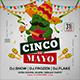 Cinco de Mayo - GraphicRiver Item for Sale