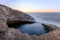 Giola, natural sea water pool located on Thassos island - PhotoDune Item for Sale