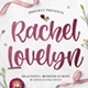 Rachel Lovelyn - GraphicRiver Item for Sale