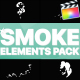 Hand Drawn Smoke   FCPX - VideoHive Item for Sale