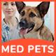 Med Pets - Template Kit for Elementor - ThemeForest Item for Sale
