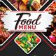 BBQ Menu - GraphicRiver Item for Sale