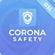 Corona Safety - Google Slide - GraphicRiver Item for Sale