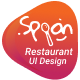 Spoon | Food Ordering and Restaurant Mobile App Figma UI kit - ThemeForest Item for Sale