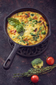 Scrambled eggs with broccoli - PhotoDune Item for Sale