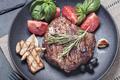 Beef steak with vegetables - PhotoDune Item for Sale