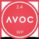 Avoc - Unique and Minimal Portfolio / Agency WordPress Theme - ThemeForest Item for Sale