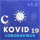 CKOVID19 – Coronavirus Prevention & Awareness Joomla Template - ThemeForest Item for Sale