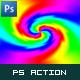 Spectrum Animation Photoshop Action - GraphicRiver Item for Sale