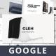 Gleh   Google Slide Presentation Templates - GraphicRiver Item for Sale