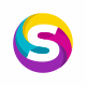 Colorful Letter S - GraphicRiver Item for Sale