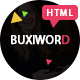 Buxiword - Digital Agency HTML Template - ThemeForest Item for Sale