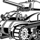 World War 2 Military Vehicles of The United States - GraphicRiver Item for Sale