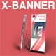 X-Banner - 3DOcean Item for Sale
