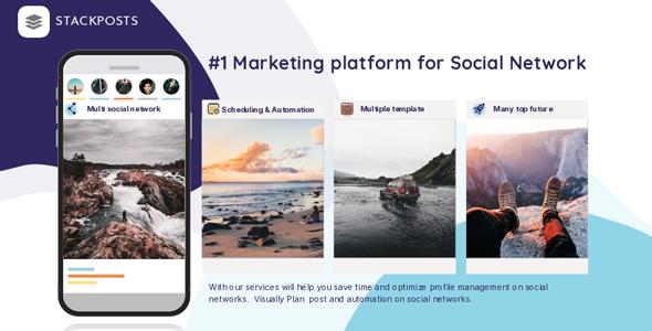 Stackposts - narzędzie marketingu społecznego